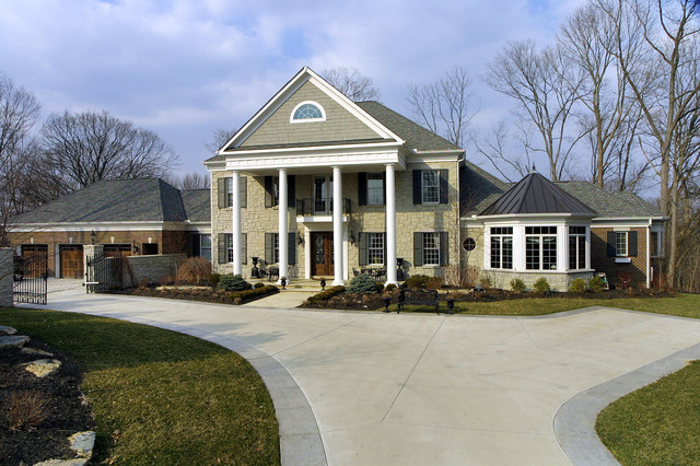Previously Completed Projects traditional-exterior