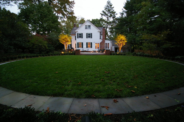 Princeton Colonial traditional-exterior