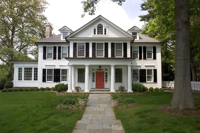 Princeton Restoration traditional-exterior