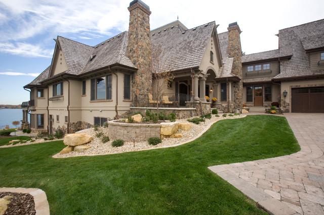 prior lake custom home