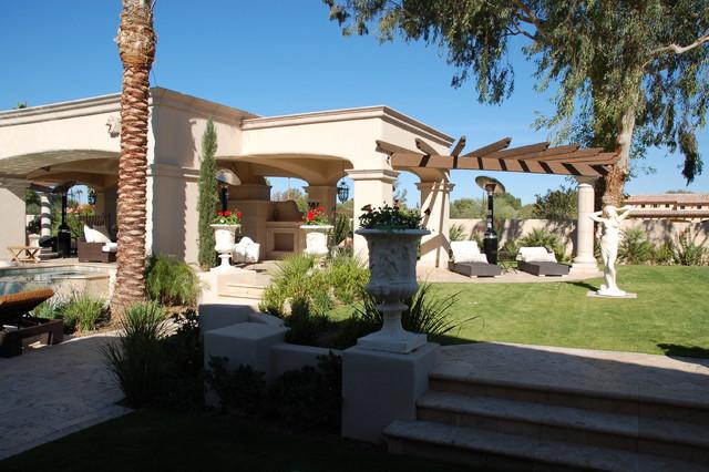 Private Luxury Residence mediterranean-exterior