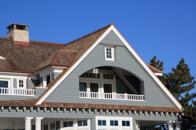 Private Residence 1 - Spring Lake traditional-exterior