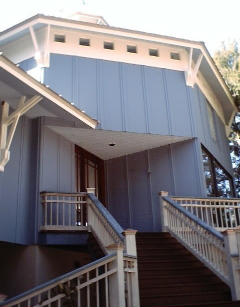 Private Residence 7, Ocean Springs, MS contemporary-exterior