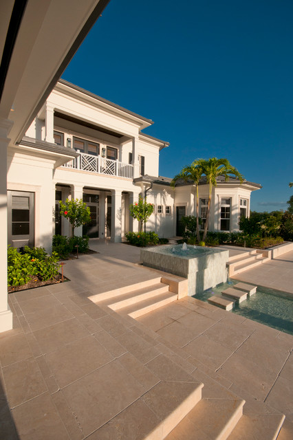 Private Residence at The Estuary at Grey Oaks traditional-exterior