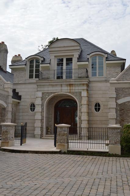Private residence bay colony virginia beach va for Architectural exterior design virginia beach