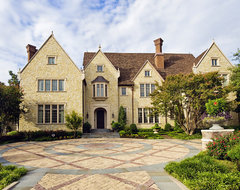 Private Residence - English / Tudor traditional-exterior