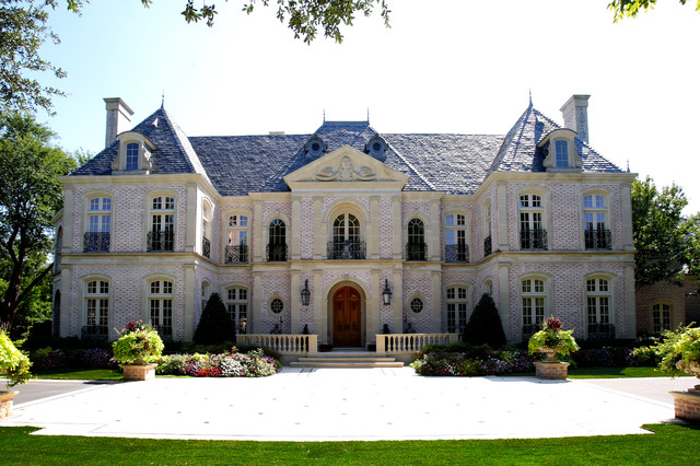 French Chateau Architecture Characteristics