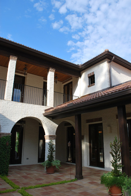 Private Residence Greenville Sc Mediterranean