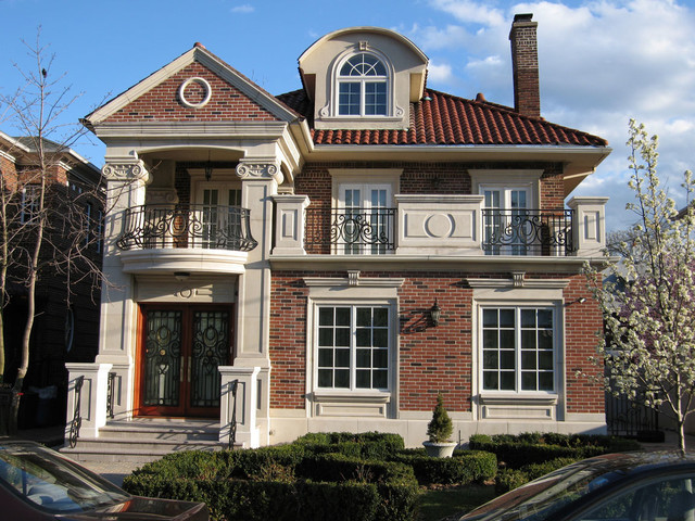 Private Residence in Brooklyn, NY traditional-exterior