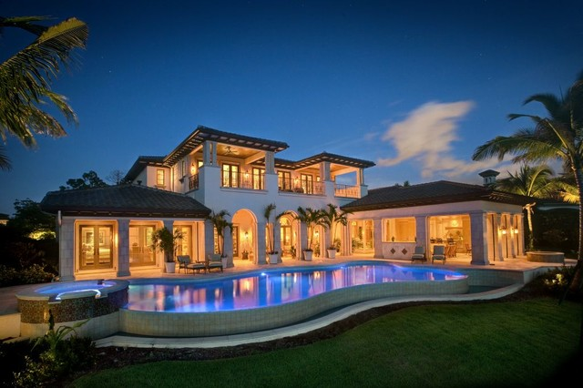 private residence naples florida   mediterranean