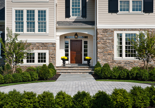 Private Residence, Newtown Square, PA traditional-exterior