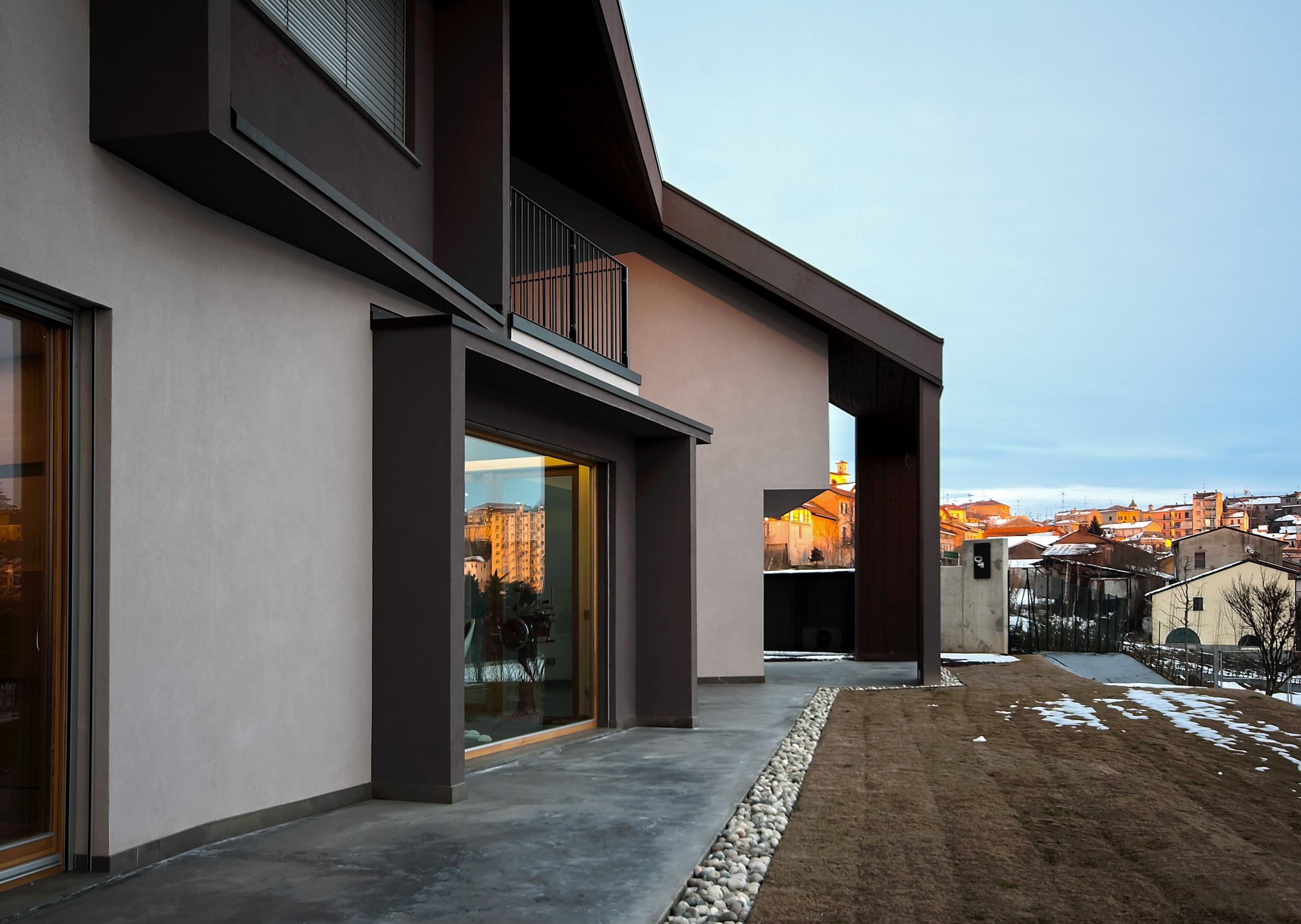 Villa nel Basso Monferrato - 330 MQ