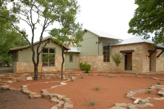 Progressive Farmer Idea House contemporary-exterior