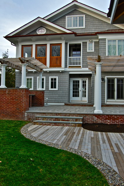 Project in process down the shore! victorian-exterior