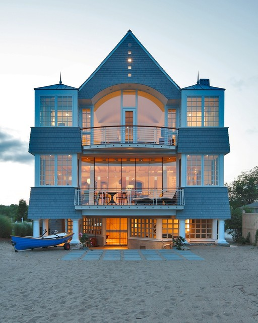 Project beach-style-exterior