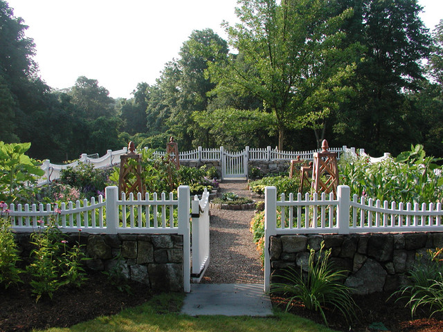 Projects Designed by GreenCraft Landscape Associates exterior