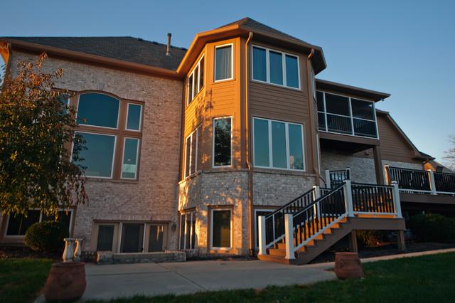 Promotional Home - Carmel traditional-exterior