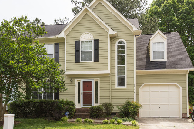 Protect Painters Exterior Painting In Raleigh Nc Traditional Exterior Raleigh By