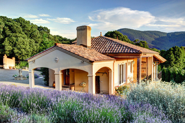 Provence style house australia mediterranean for Provence home
