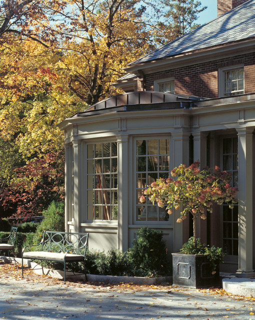 PROVIDENCE RENOVATION traditional-exterior