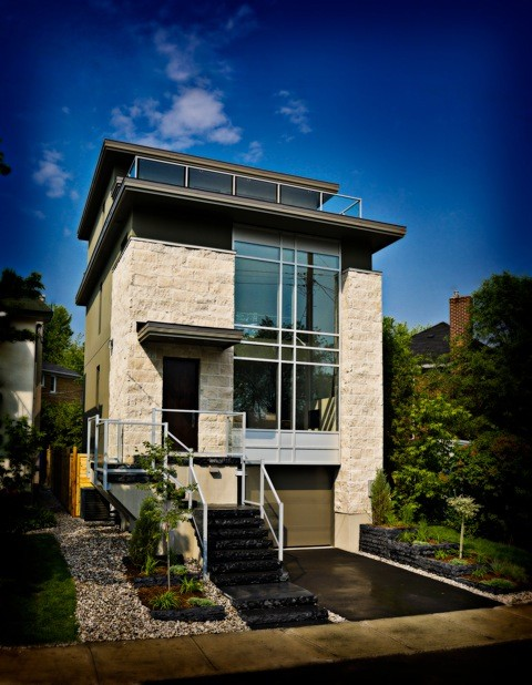 Cmu construction for Exterior by design ottawa