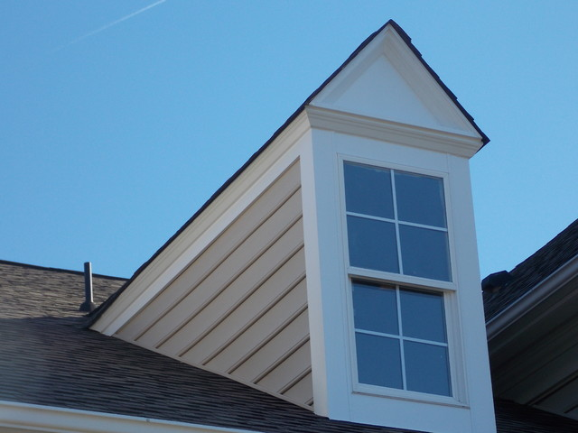 PVC Trim Wrap Dormer After Exterior Other By Elements Home Remodeling