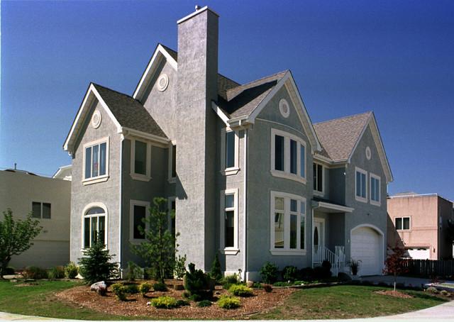 QMA: New Custom Homes contemporary-exterior