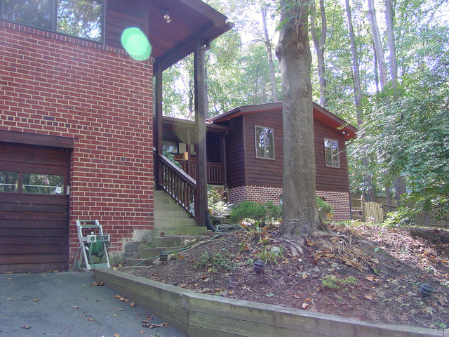 Quaint Acres Addition traditional-exterior