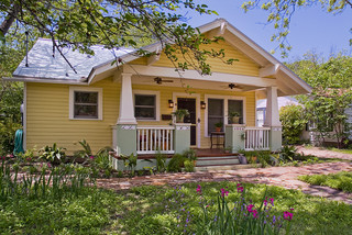 Quaint Hyde Park Exterior traditional exterior