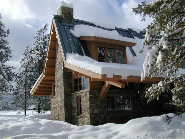 Quantum Windows & Doors | FINNE Architects traditional-exterior