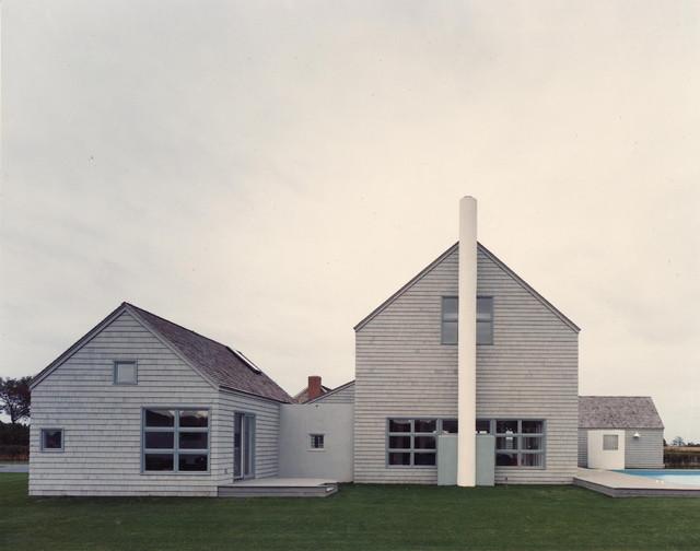 Radler House contemporary-exterior