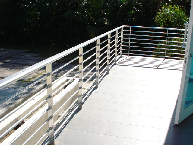 Railing for Modern outdoor railing