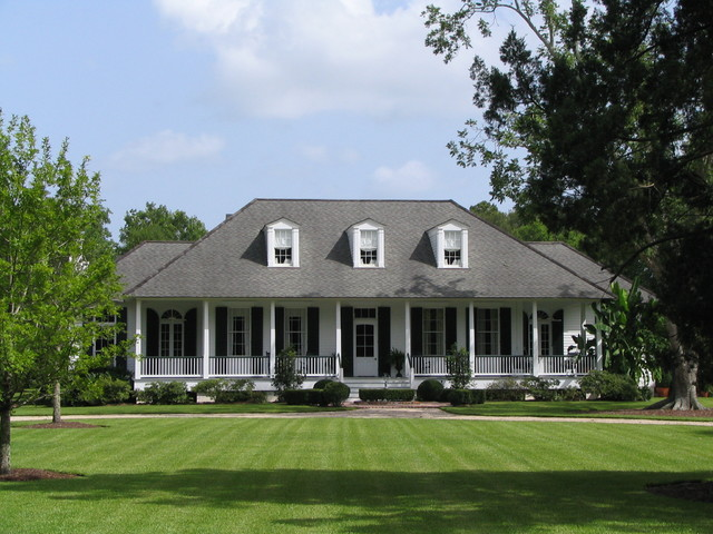 Raised Creole Cottage