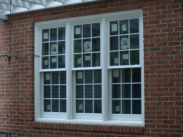 Raleigh window replacement with e series andersen windows for Anderson window