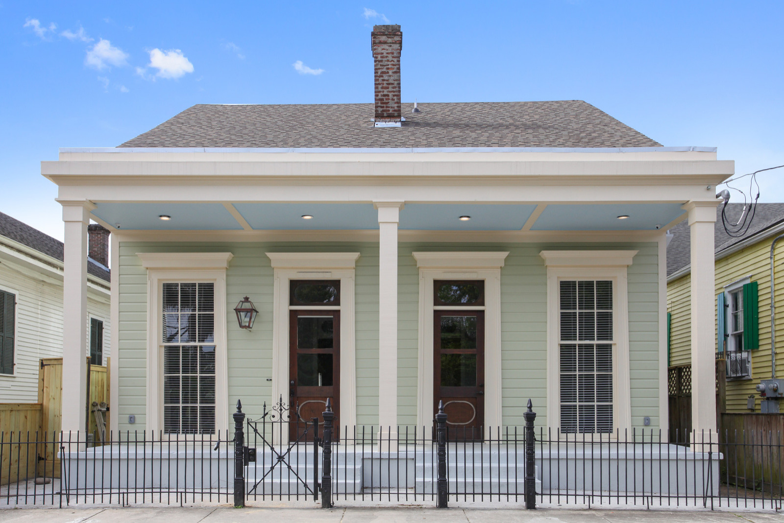 Rampart St. New Orleans Bywater Cottage