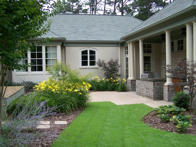 Ramsey Landscape Associates, Inc. contemporary-exterior