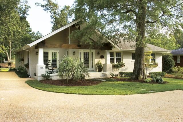 Ranch Re-invigorated craftsman-exterior