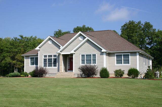 Ranch Style Homestraditional Exterior Providence