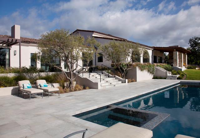 Rancho Santa Fe mediterranean-exterior
