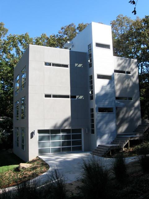 Rankin Residence contemporary-exterior
