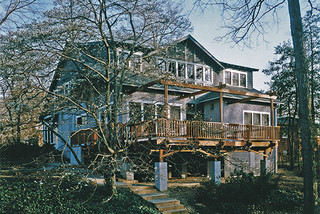 Rear Bungalow Addition Traditional Exterior Dc Metro