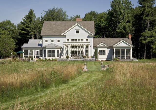 Rear Elevation 1 farmhouse-exterior