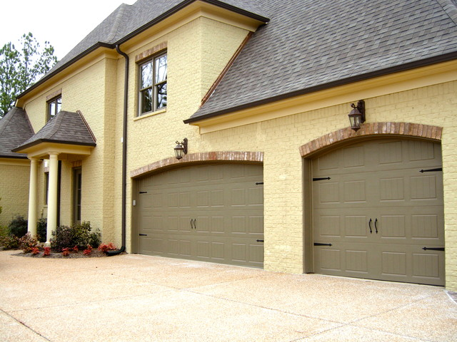 Recent Projects traditional-exterior