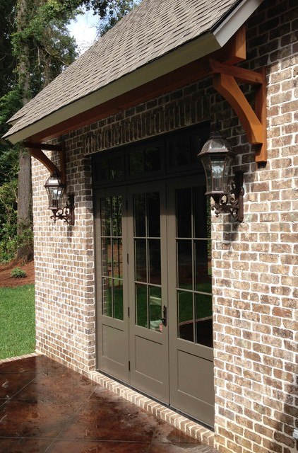 Recently completed residence- Columbia, SC eclectic-exterior