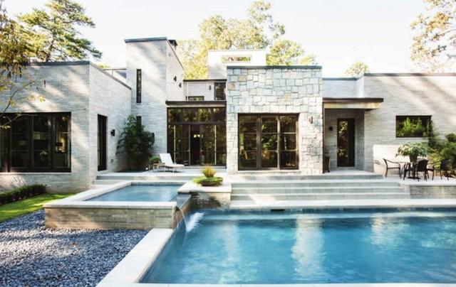Redding modern-exterior