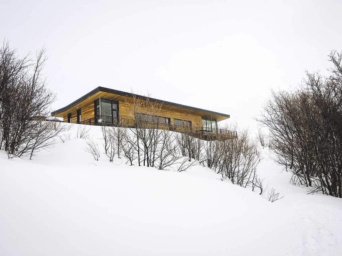 RedHawk House