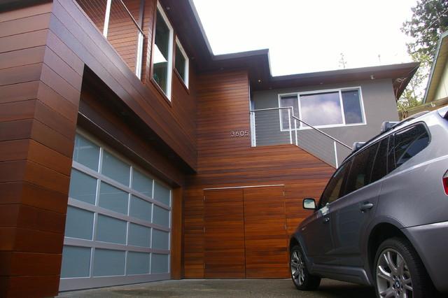 Redwood City Modern Exterior San Francisco By