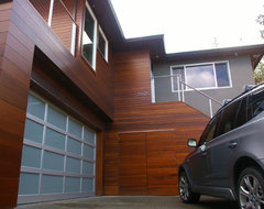 Redwood city modern exterior
