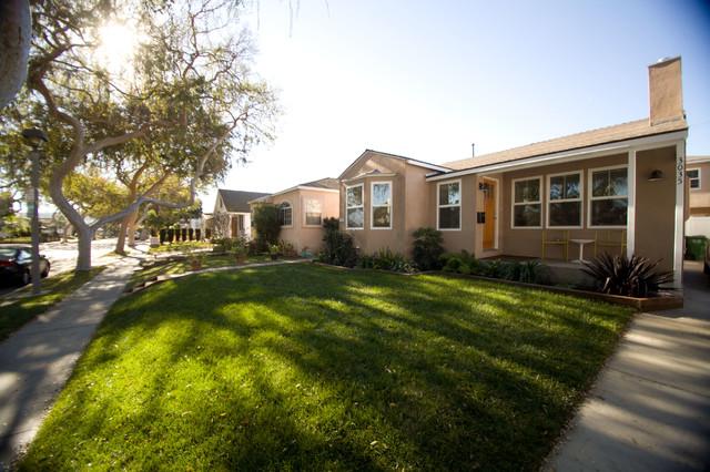 Reid Residence traditional-exterior