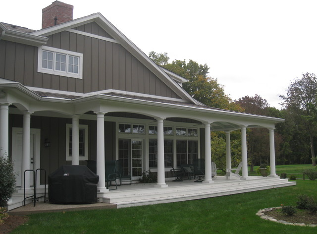 Remodel Project traditional-exterior